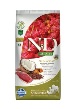 N&D Quinoa DOG Skin&Coat Duck & Coconut