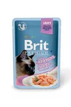 Brit Premium Cat D Fillets in Gravy for Sterilised