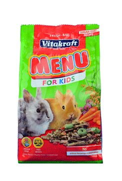 Vitakraft Rodent Rabbit krm. Menu for Kids 500g