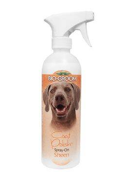 Spray Bio-Groom pro lesk srsti (Coat Polish)